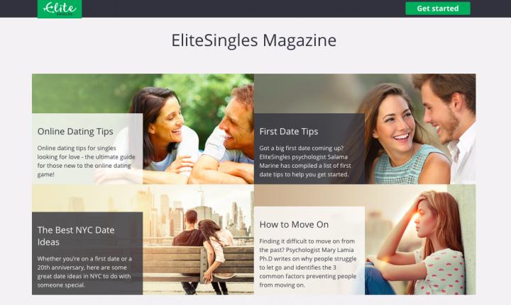 EliteSingles magazine