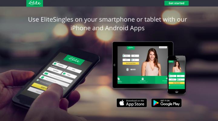 mobile app EliteSingle